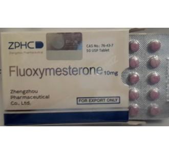 Fluoxymesterone 50 tabs 10mg/tab