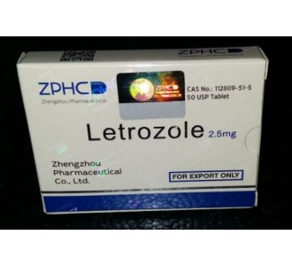 Letrozole 50 tabs 2.5 mg/tab